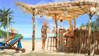Экзодерил «Пляж»